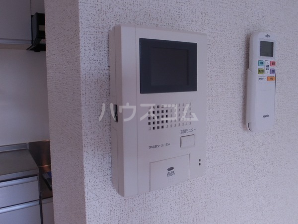 ソンレイルS 207号室のセキュリティ