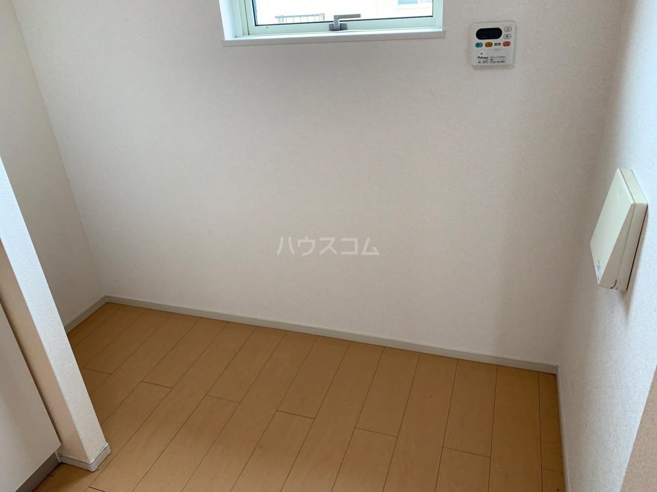 ミルレーヴⅢ 203号室の設備
