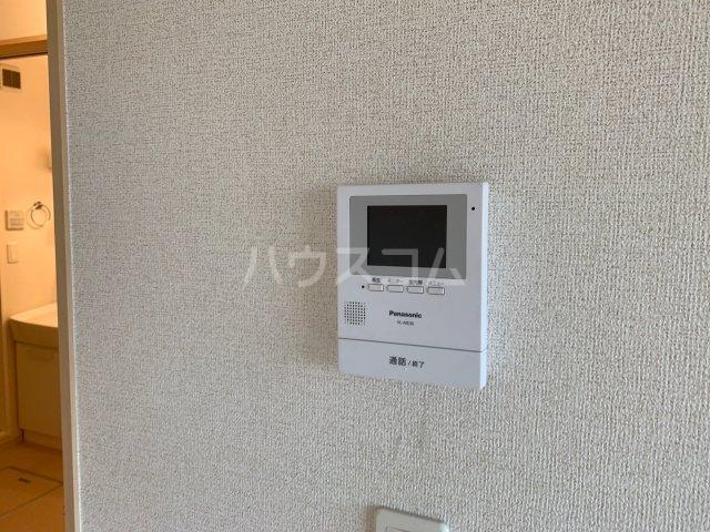 ミルレーヴⅢ 203号室のセキュリティ