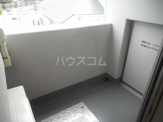 アウローラBB 302号室のバルコニー