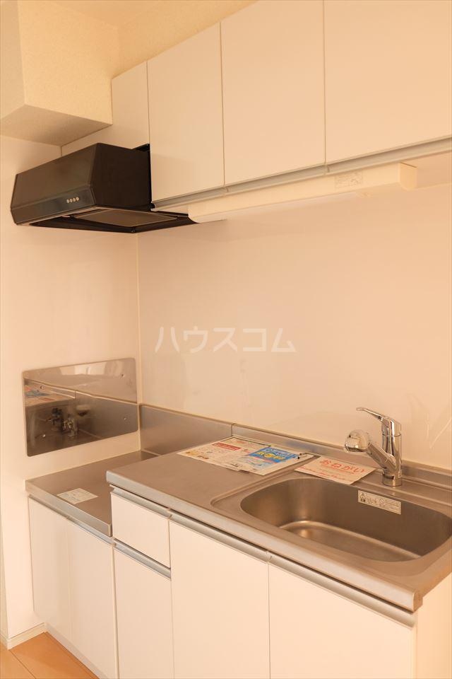 カレント 01020号室のキッチン
