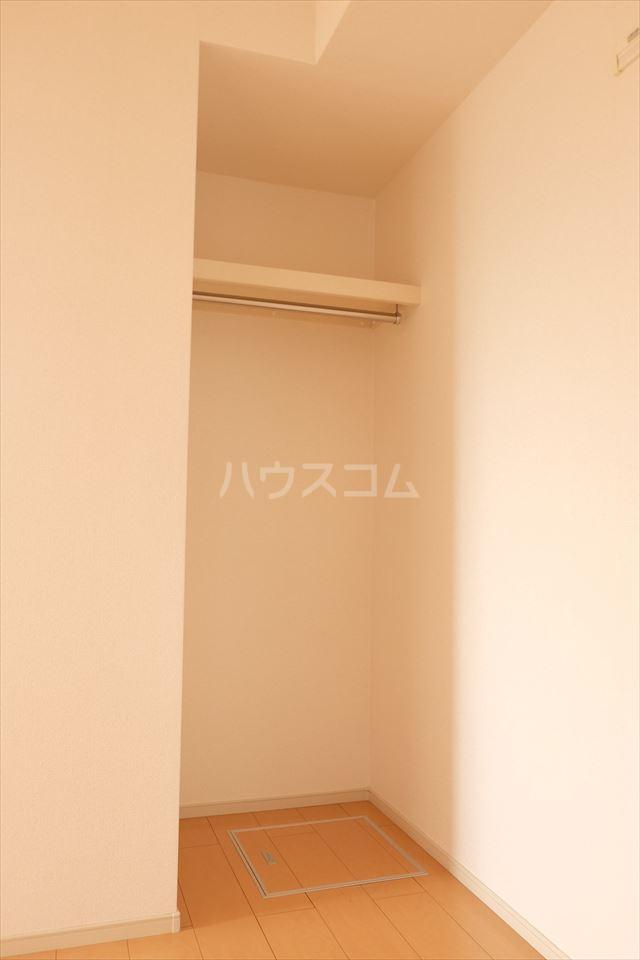 カレント 01020号室の収納