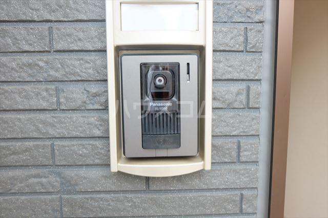 カレント 01020号室のセキュリティ