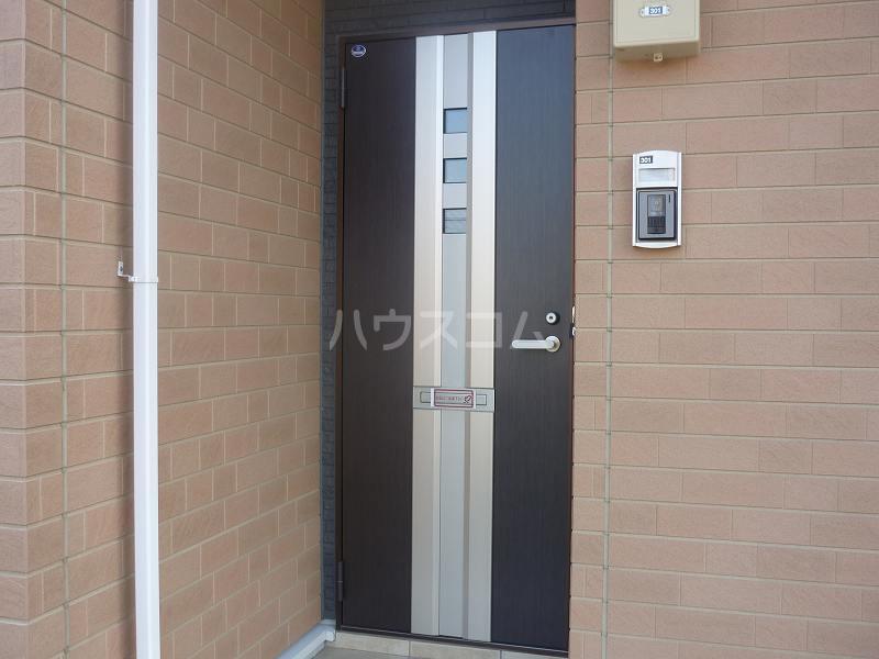 画像8:玄関