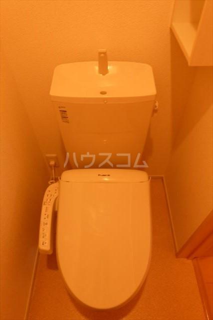 ネオ エレガンスC 02020号室のトイレ