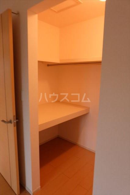 ネオ エレガンスC 02020号室の収納