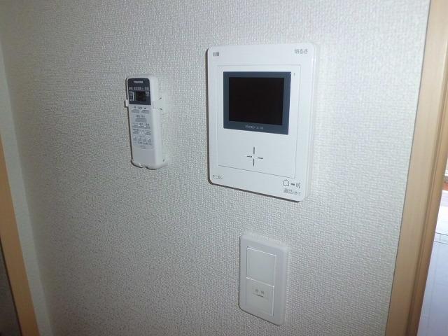 ファインヒル 303号室のセキュリティ