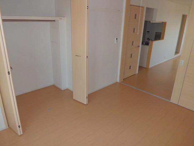 ファインヒル 303号室の収納