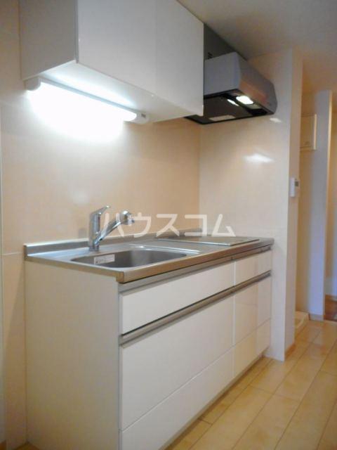 オークヴィラ 302号室のキッチン