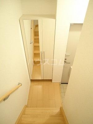 カーサ モデルノA 03010号室の玄関