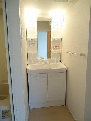 カーサ モデルノA 03010号室の洗面所