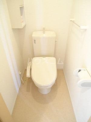 カーサ モデルノA 03010号室のトイレ