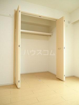 カーサ モデルノA 03010号室の収納