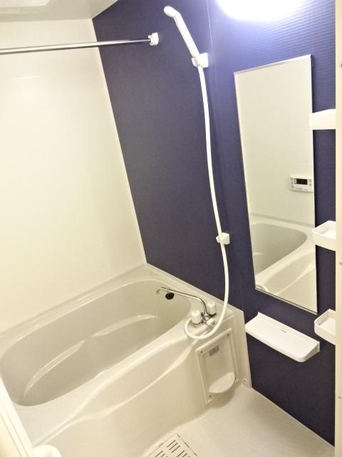 アガペー 101号室の風呂