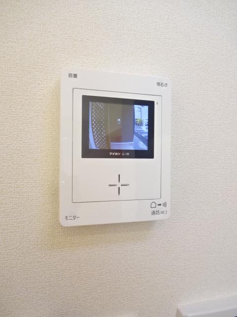 アガペー 101号室のセキュリティ