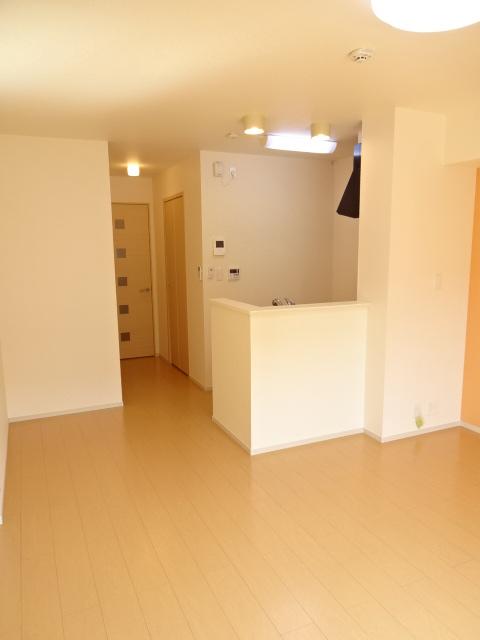 アガペー 101号室の居室