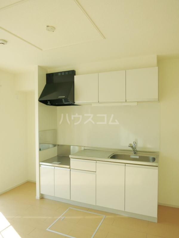 プリムラⅡ 103号室のキッチン