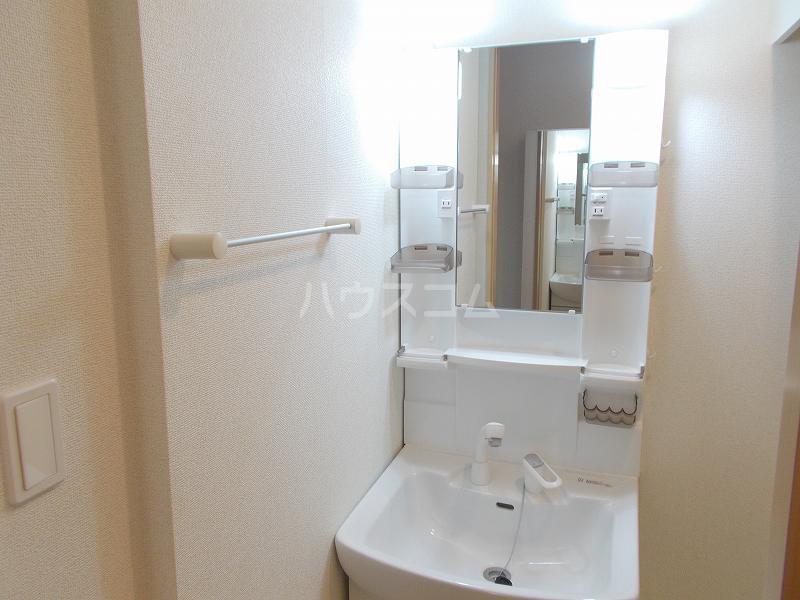 ビオーラ B 01010号室の洗面所