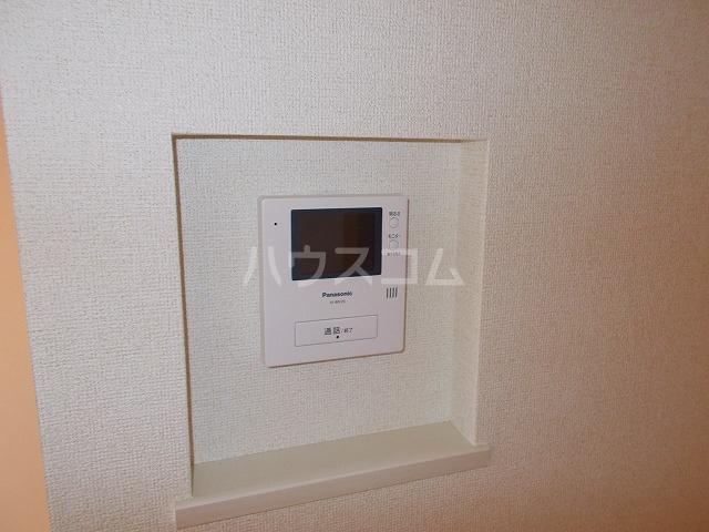ビオーラ B 01010号室のセキュリティ