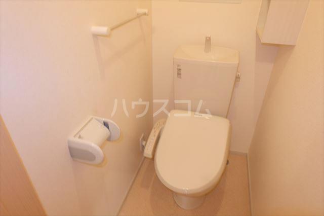 サン フェリーチェ 02020号室のトイレ
