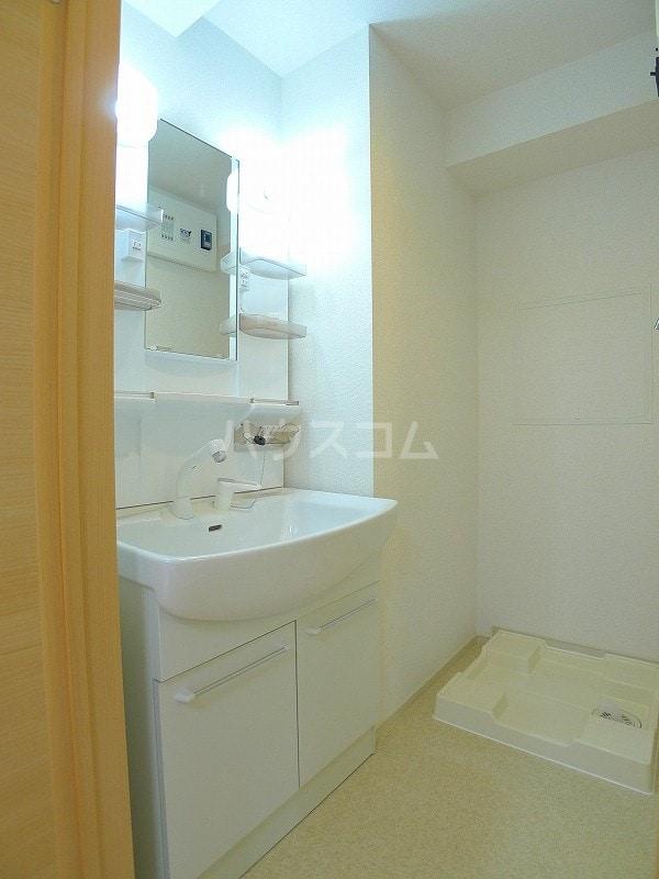 カーサプラシードC 03020号室の洗面所