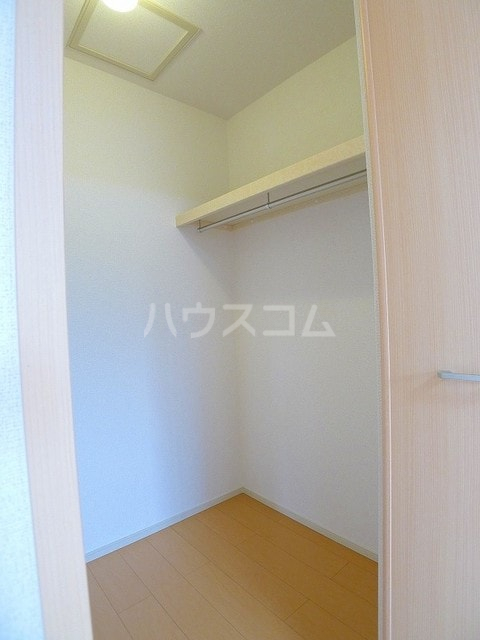 カーサプラシードC 03020号室の収納