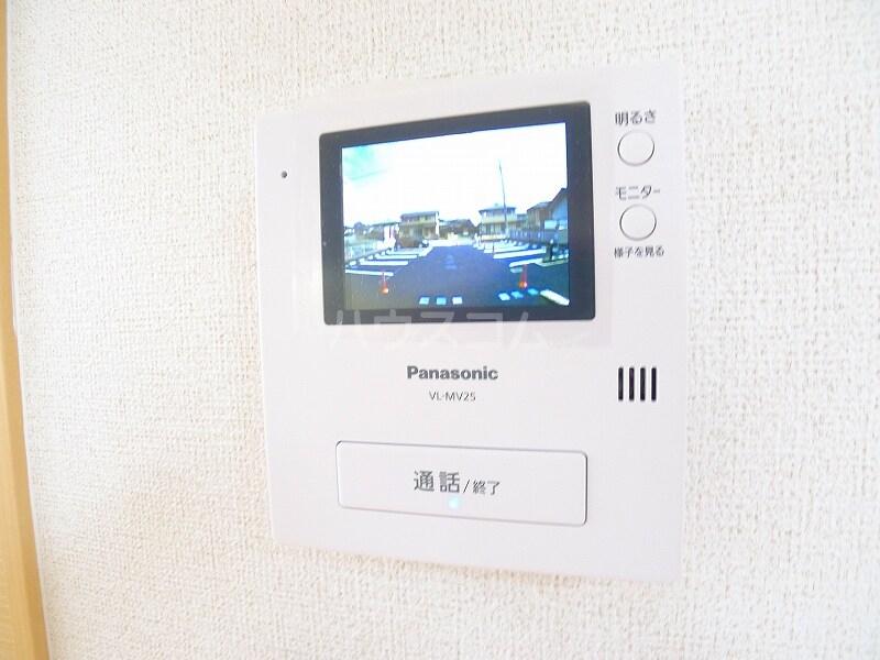 カーサプラシードC 03020号室のセキュリティ