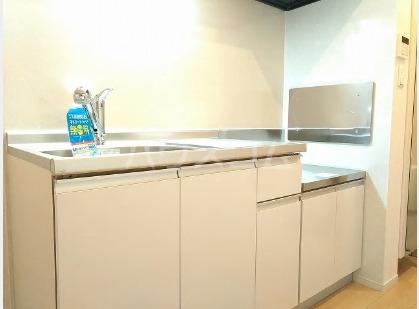 ソレアード・S 103号室のキッチン