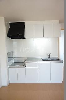 ラ・ルーチェⅡ 01020号室のキッチン