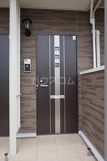ラ・ルーチェⅡ 01020号室の玄関