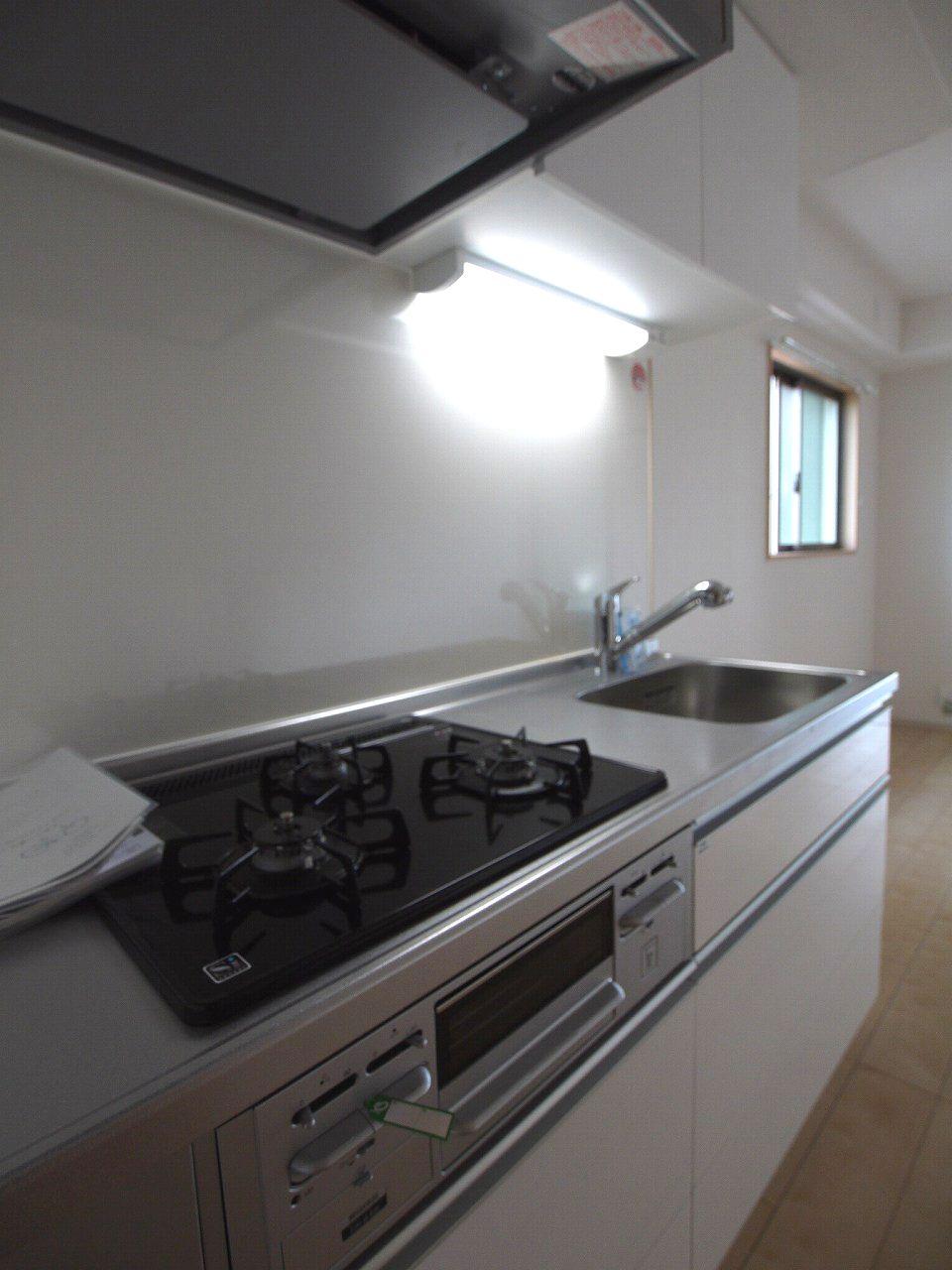 フェリオ・ヴィヴァーチェ 601号室のキッチン