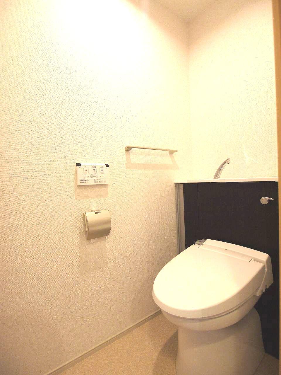 フェリオ・ヴィヴァーチェ 601号室のトイレ