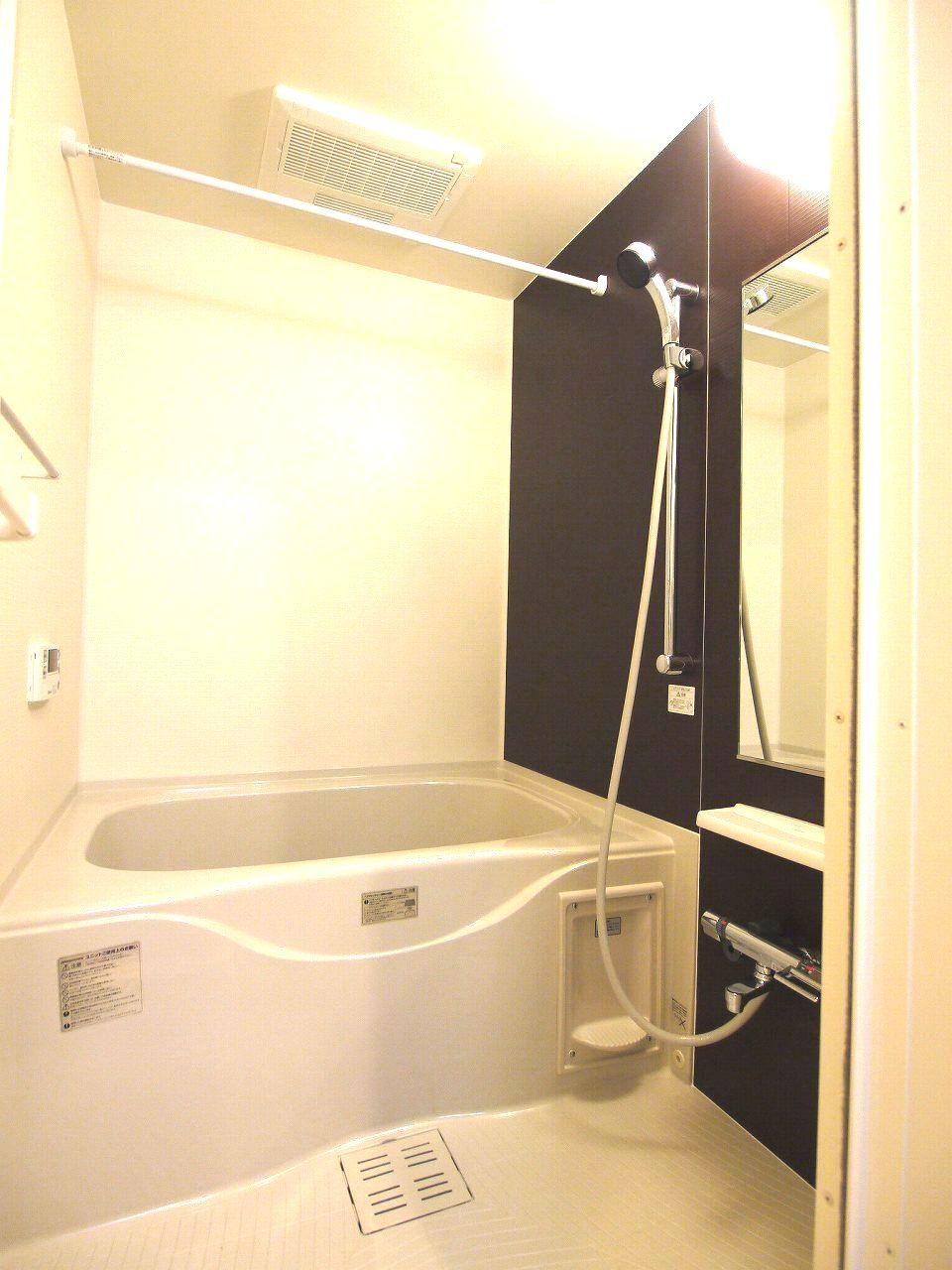 フェリオ・ヴィヴァーチェ 601号室の風呂