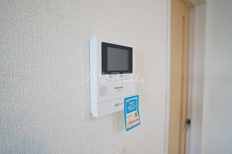 パティオB 02020号室のセキュリティ