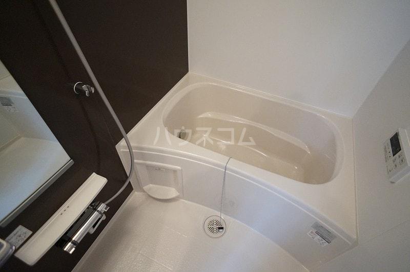 パティオB 02020号室の風呂