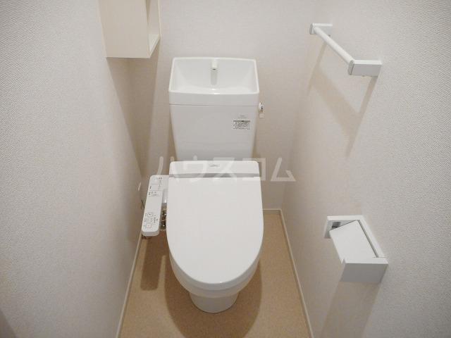 ブローテ 02010号室のトイレ