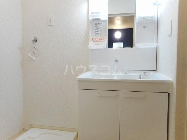 ブローテ 02010号室の洗面所