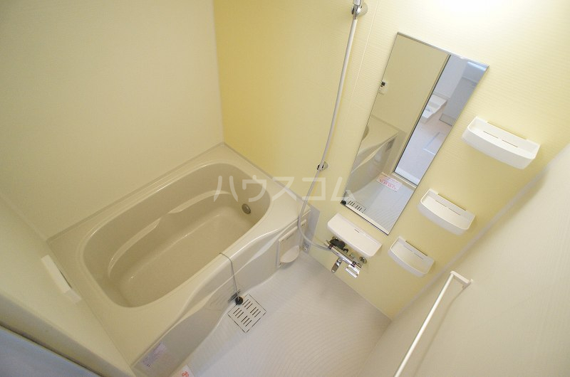 SPOT RESIDENCE 02010号室の風呂