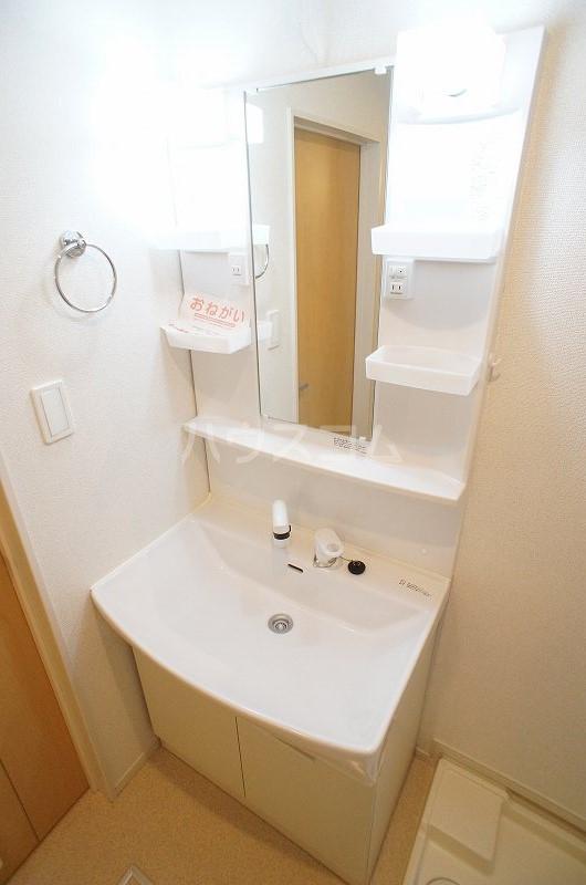 SPOT RESIDENCE 02010号室の洗面所