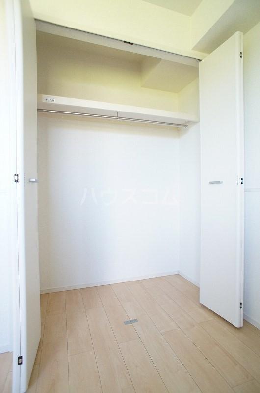SPOT RESIDENCE 02010号室の収納