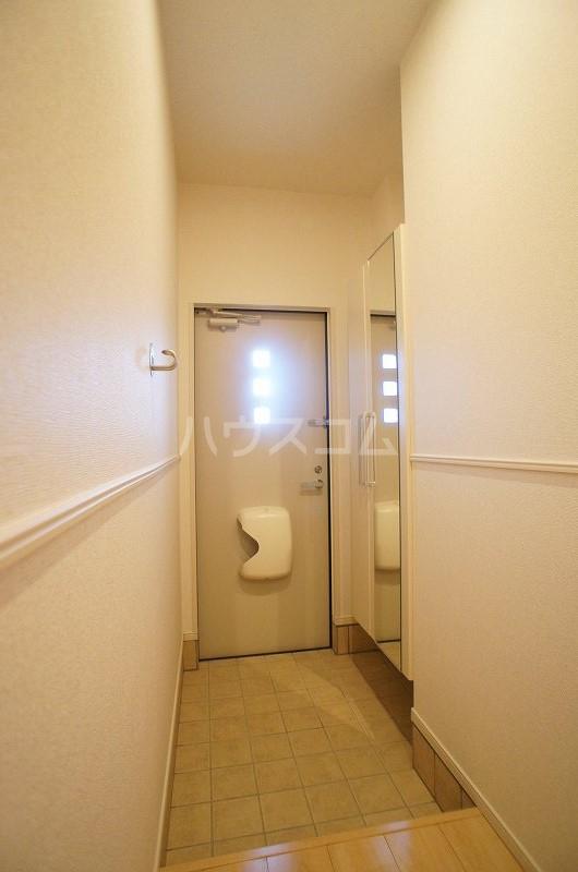 SPOT RESIDENCE 02010号室の玄関