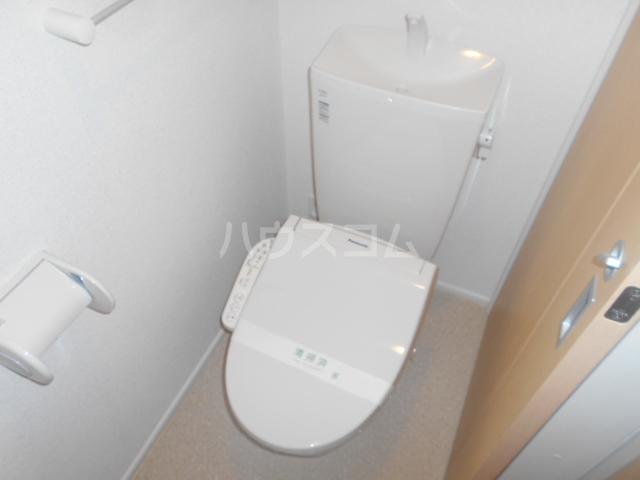 グランペⅡ 02050号室のトイレ