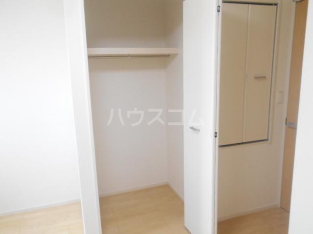グランペⅡ 02050号室の収納
