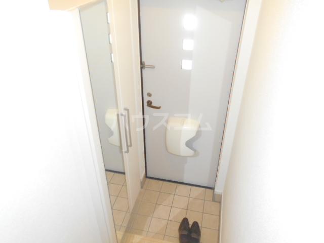 グランペⅡ 02050号室の玄関