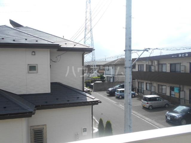 グランペⅡ 02050号室の景色