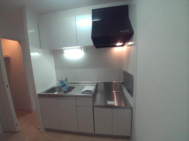 ブルースター 101号室のキッチン
