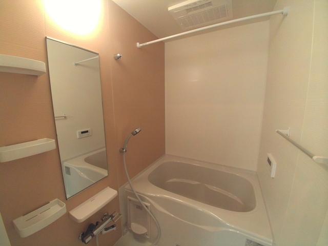 ブルースター 101号室の風呂