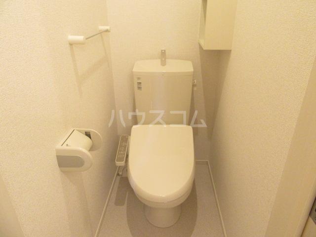 マイ フォレスタ 01010号室のトイレ