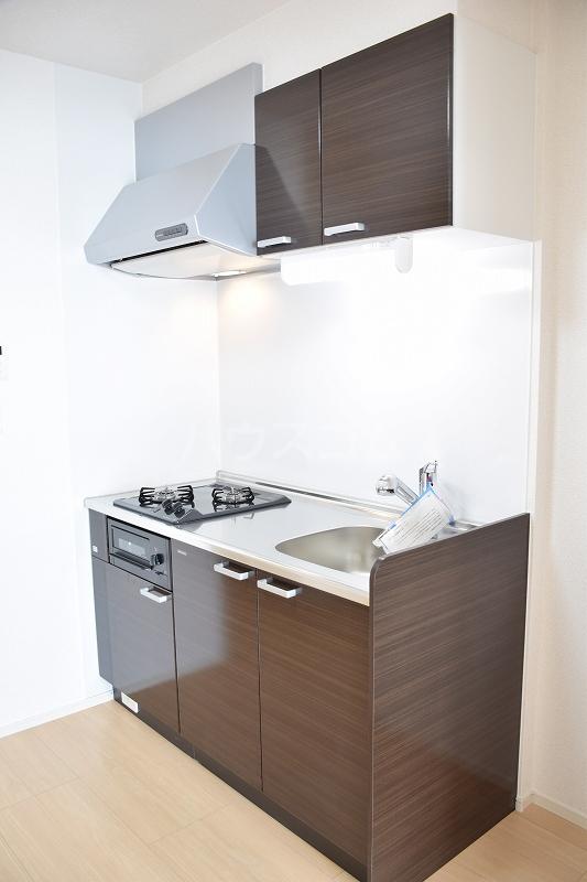 メゾンドZen 402号室のキッチン