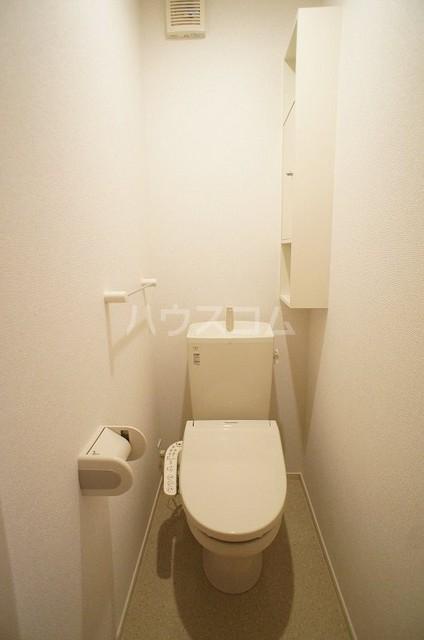 WKM474 01010号室のトイレ